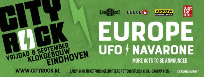 UFO toegevoegd aan CityRock Eindhoven