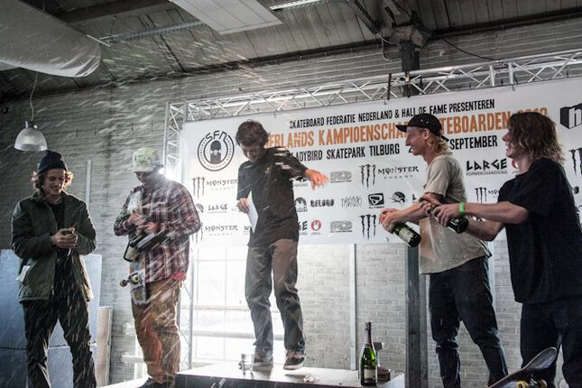 NK2013 Skateboarden, the aftermovie