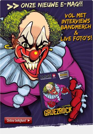 Onze nieuwe Groezrock e-mag