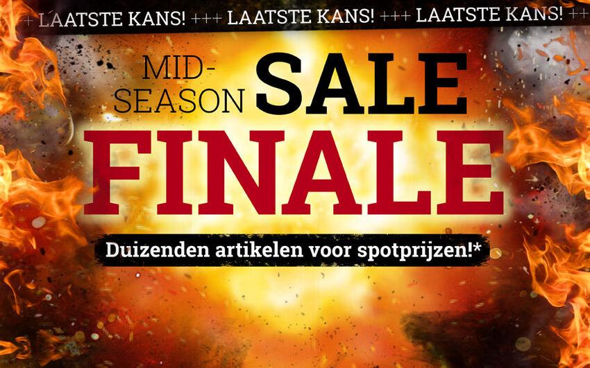 Large mid season sale ! |duizenden artikelen voor spotprijzen!