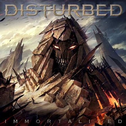 Disturbed terug met een nieuw album