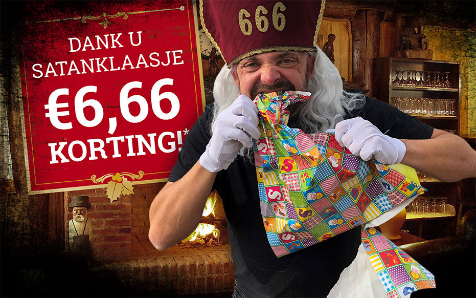 € 6,66 KORTING!