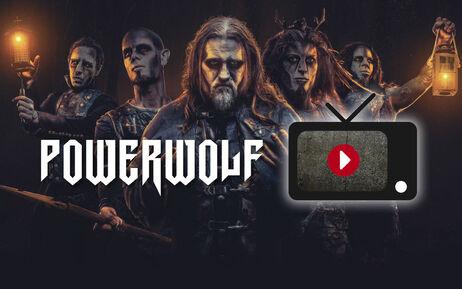 Nieuwe Powerwolf videoclip!