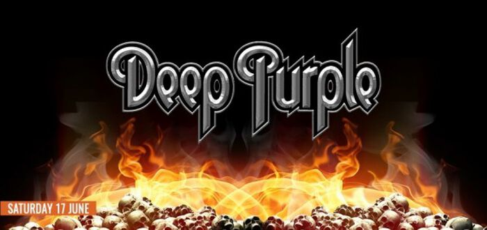 Deep Purple op Graspop