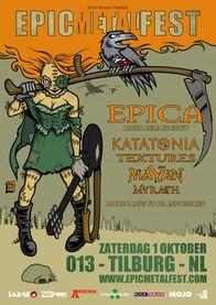 Tweede editie Epic Metal Fest