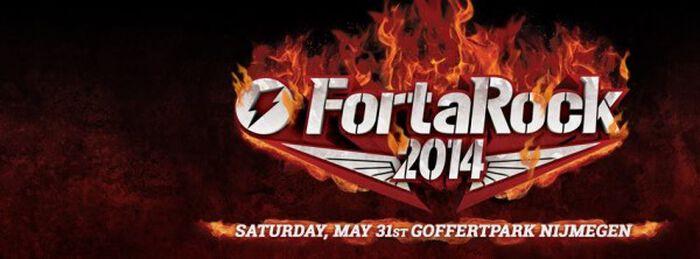 Anthrax, Gojira, Deafheaven en The Charm The Fury bevestigd voor Fortarock 2014