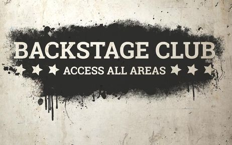 Naar de Backstage Club