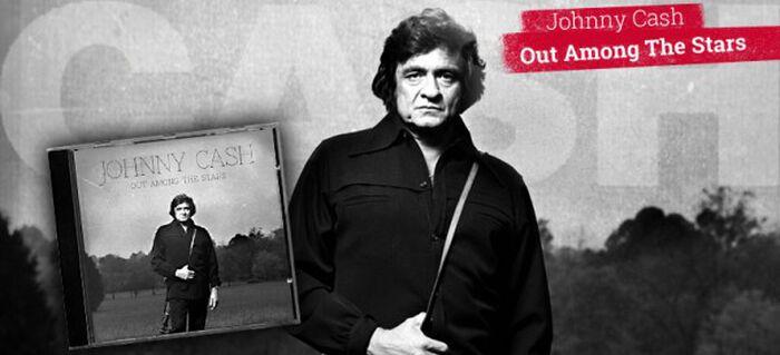 Het oude nieuwe album van Cash: Out Among the Stars
