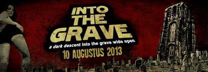 Nieuwe namen Into The Grave Festival 2013 bekend