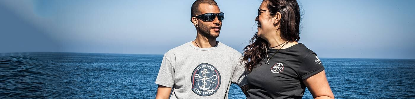 Sea Shepherd X Derbe Hamburg