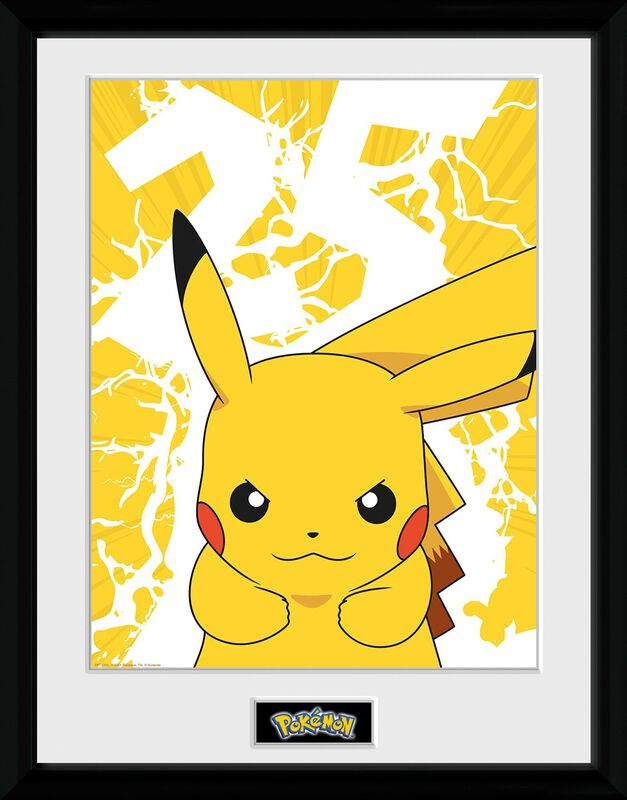 Pikachu Lightning 25