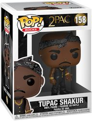 Tupac Shakur (2Pac) Rocks Vinylfiguur 158