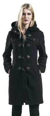 Long Duffle Coat
