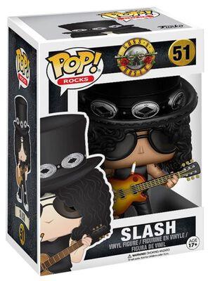 GN'R Slash Rocks Vinylfiguur 51