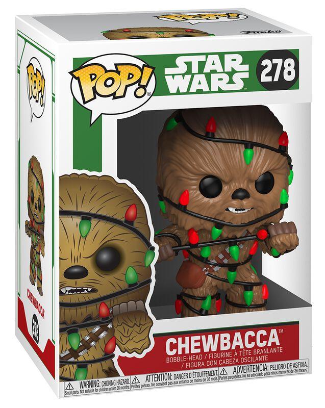 Holiday Chewbacca Vinylfiguur 278