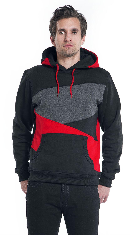 Zig zag hoodie