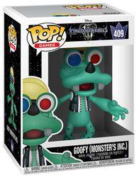 3 Goofy (Monsters Inc.) Vinylfiguur 409