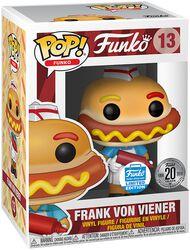 Fantastik Plastik - Frank von Viener (Funko Shop Europe) Vinylfiguur 13