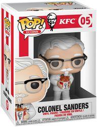 Kentucky Fried Chicken Colonel Sanders Vinylfiguur 05