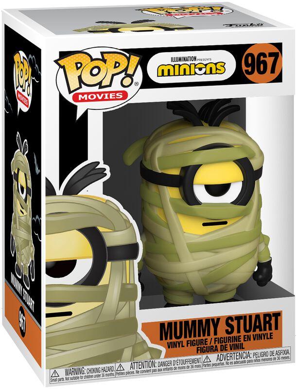 Mummy Stuart (Halloween) Vinylfiguur 967