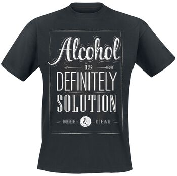 Alcohol Is Definitely Solution