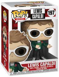Lewis Capaldi Rocks Vinyl Figur 197