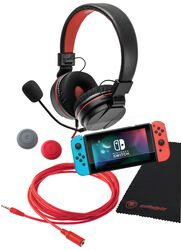Gamer Kit S Sound & Protect - Nintendo Switch