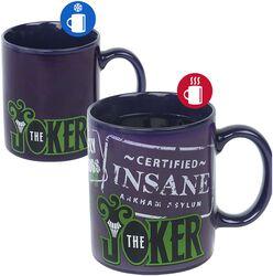 Joker - Heat Change Mug
