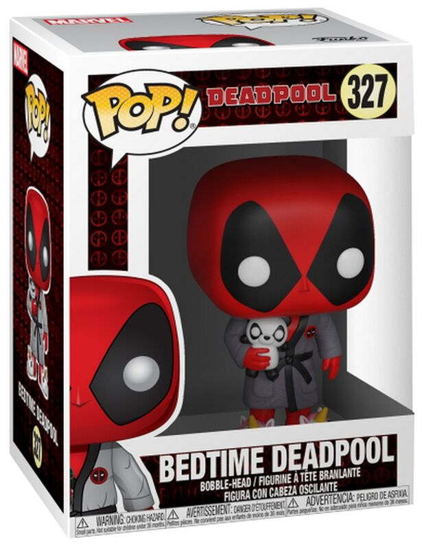 Bedtime Deadpool Vinylfiguur 327