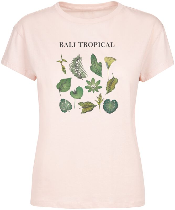 Ladies Bali Tropical Tee