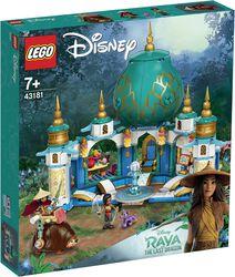 43181 - Raya and the Heart Palace