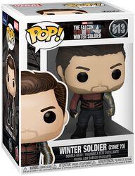 Winter Soldier Outfit Vinylfiguur 813
