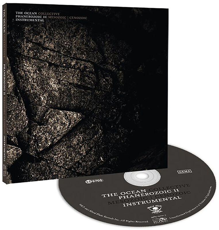 Phanerozoic II: Mesozoic | Cenozoic  (Instrumental)
