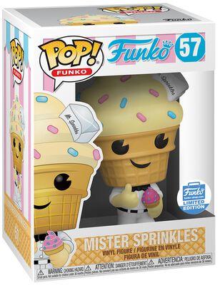 Fantastik Plastik Mister Sprinkles (Funko Shop Europe) Vinylfiguur 57
