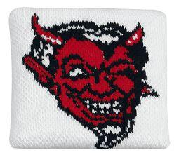 Sweatband with Devil