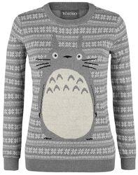 Oversized Totoro