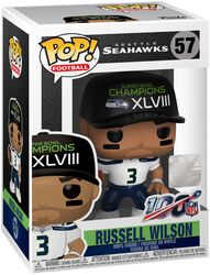 Seattle Seahawks - Russell Wilson Vinylfiguur 57
