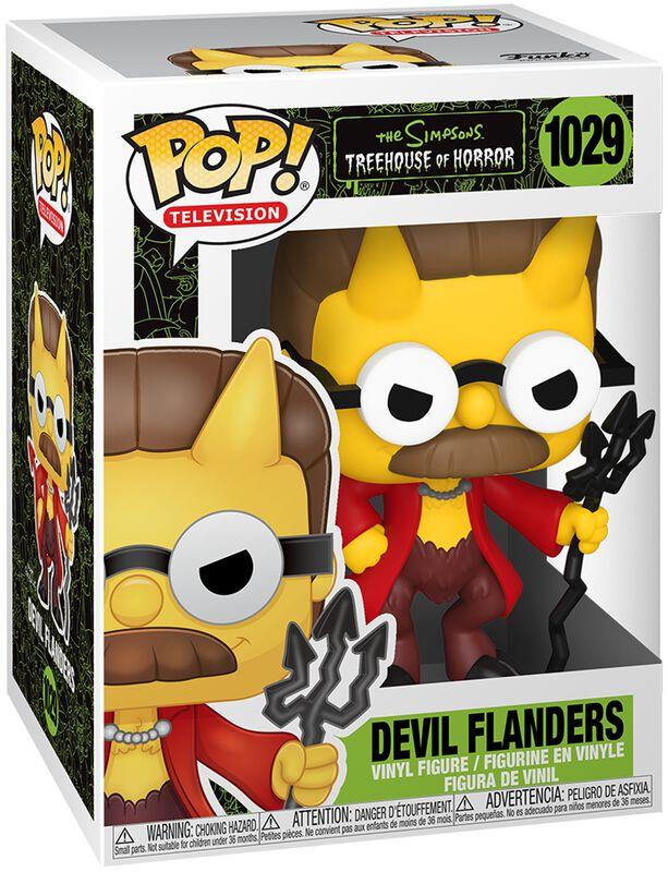 Devil Flanders Vinylfiguur 1029
