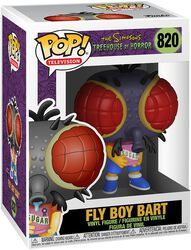 Treehouse Of Horror - Fly Boy Bart Vinylfiguur 820