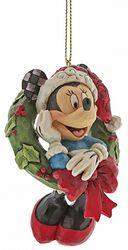 Minnie Christmas Bauble