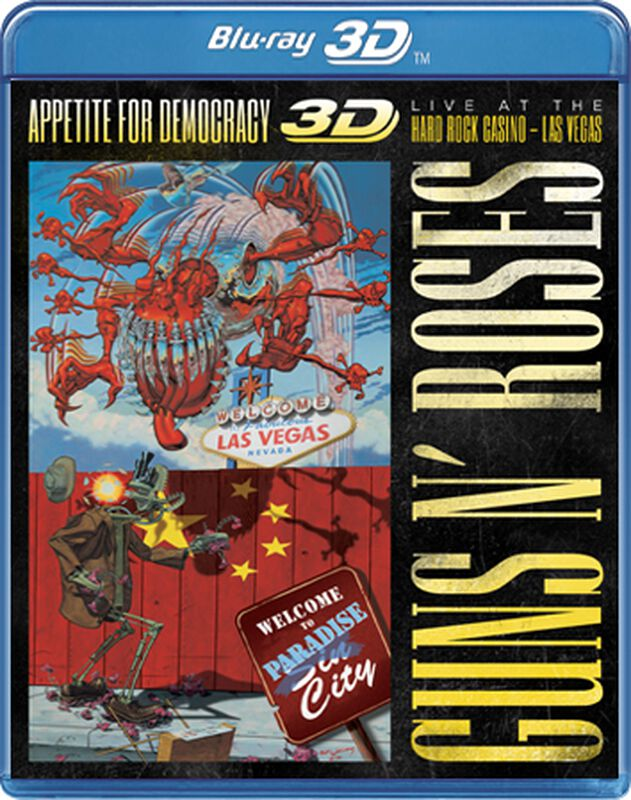 Appetite for democracy