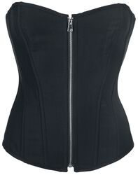 Plain Cotton Corset