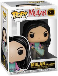 Live-Action - Mulan (Villager) Vinylfiguur 638