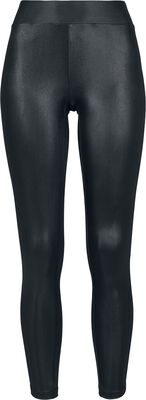 Ladies Imitation Leather Leggings