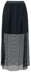 2 in 1 Mesh Skirt