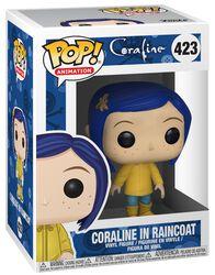 Coraline Coraline in Raincoat (kans op Chase) Vinyl figuur 423