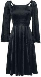 Lilith Velvet Dress