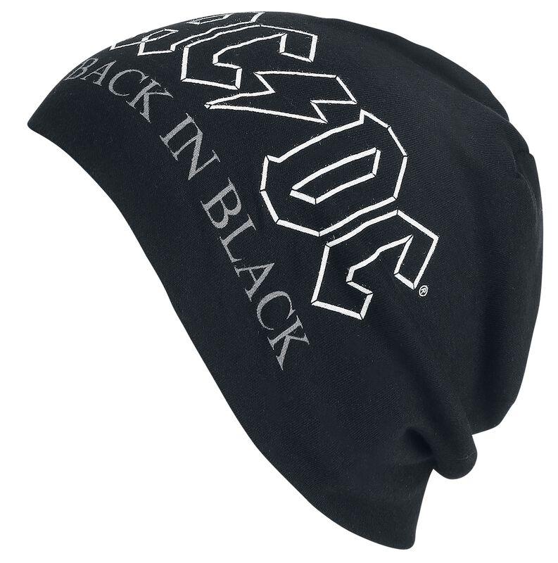 Back In Black - Light Beanie