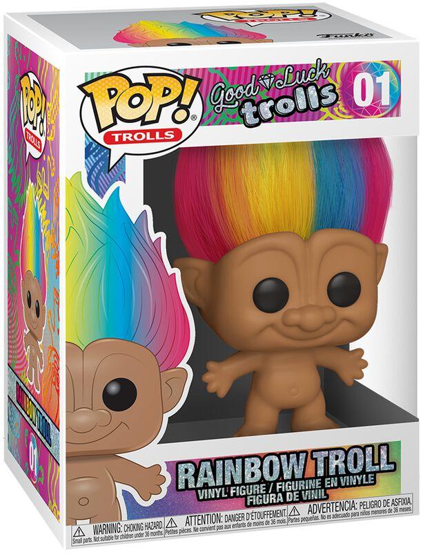 Rainbow Troll Vinylfiguur 01