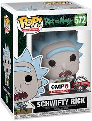Schwifty Rick Vinylfiguur 572